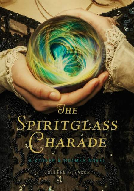 Book Review: The Spiritglass Charade
