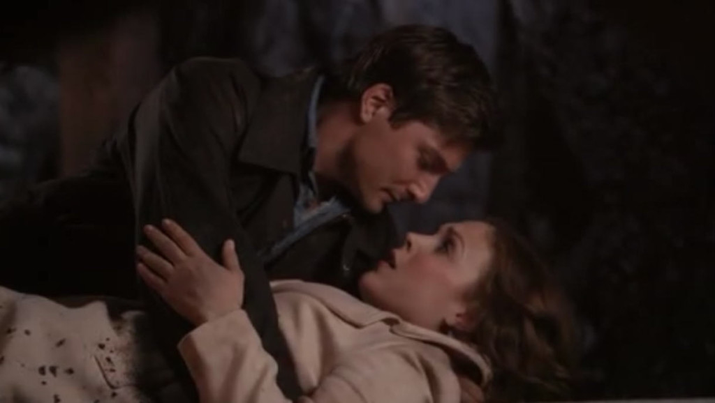 When Calls the Heart S2 Screencap10 - Jack and Elizabeth