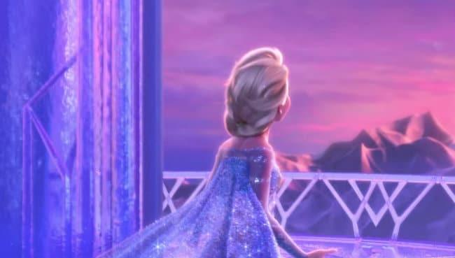 frozen-elsa-sunrise