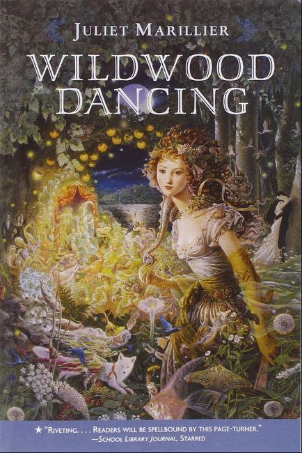 YA Book Review: Wildwood Dancing