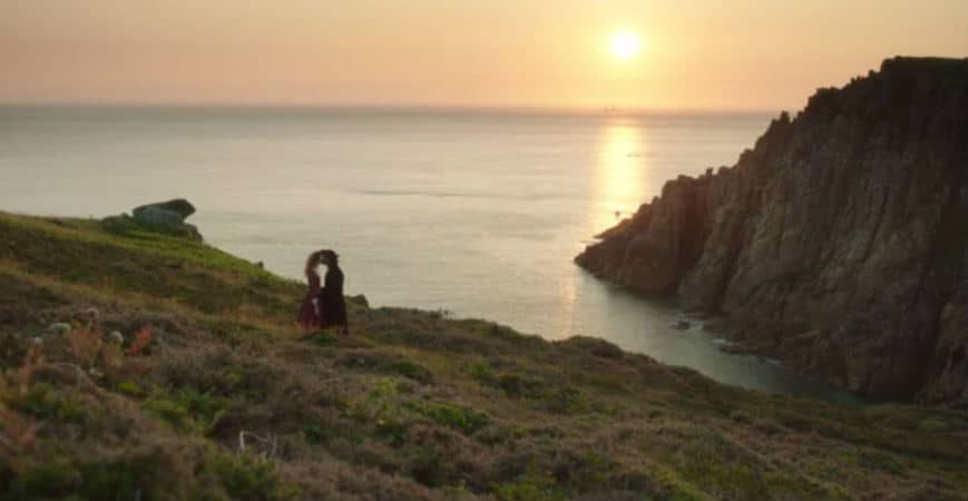 Romantic Moment of the Week: Poldark – Demelza, Ross and 'I