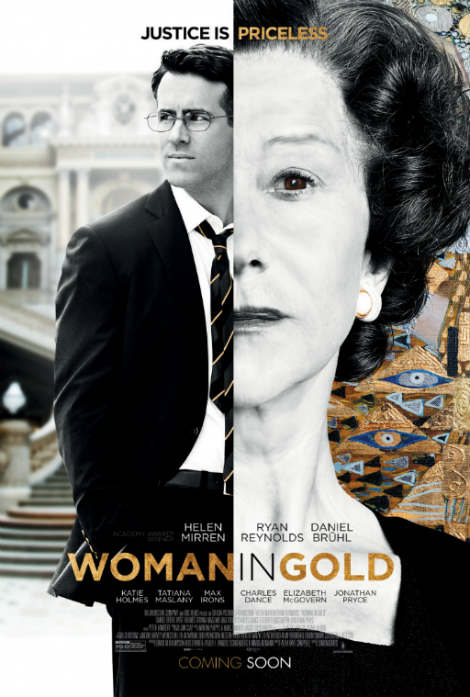Woman in Gold Poster2