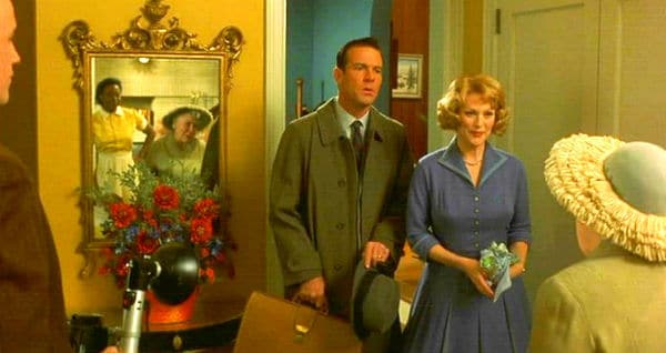 far from heaven film review Far from heaven is set in 1957 in upscale hartford, conn cathy whitaker (julianne moore) is a faithful, doting housewife and part-time socialite with a successful.
