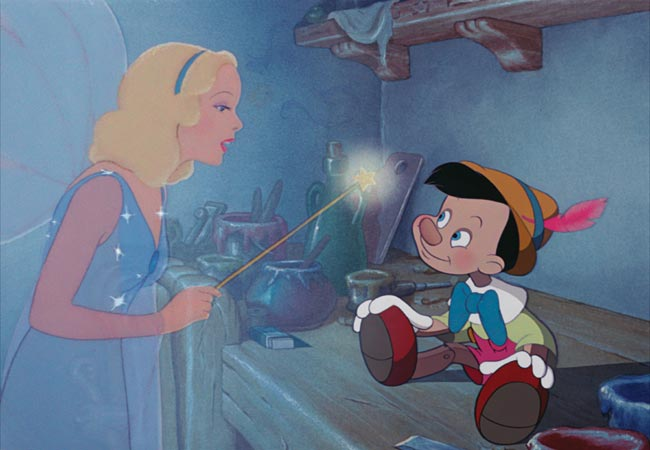 Revisiting Disney: Pinocchio