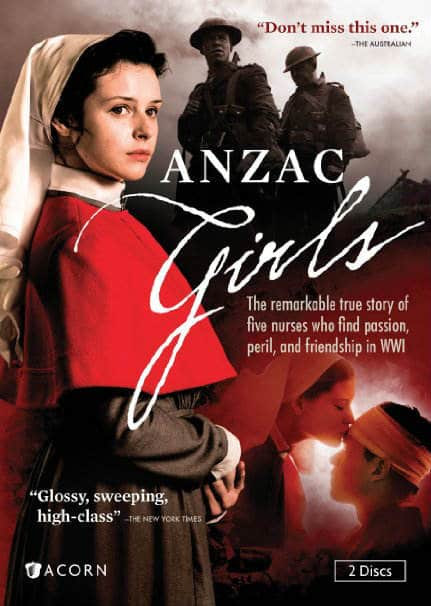 Anzac Girls movie poster
