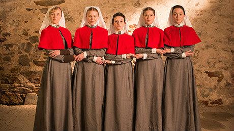 Anzac Girls Image2