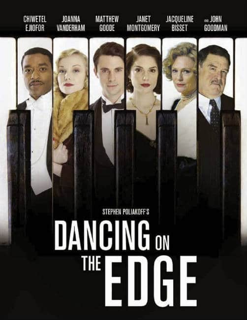Dancing On The Edge Poster