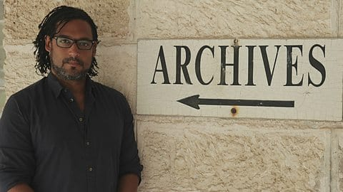 David Olusoga, historian and presenter of Britain's Forgotten Slave Owners. Photo: BBC