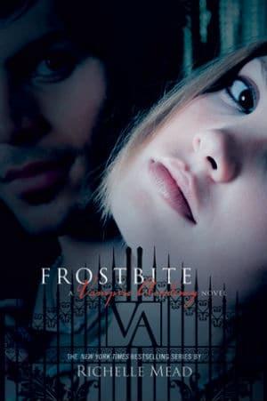 Frostbite vampire academy book cover