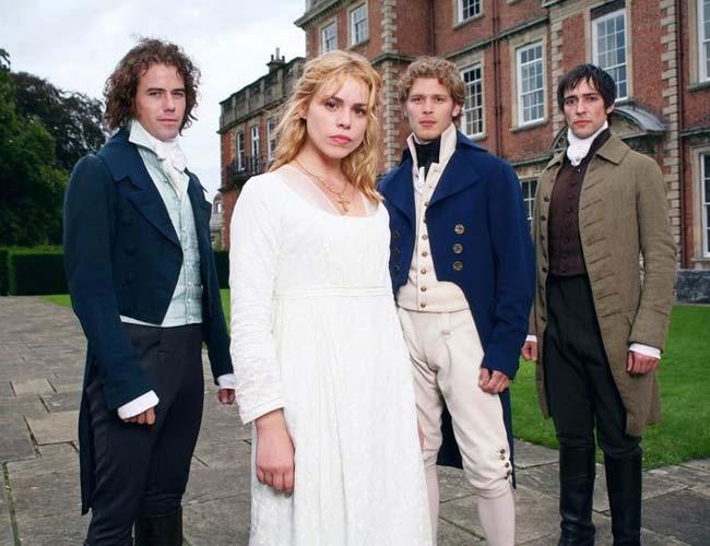 Mansfield Park 2007 Billie Piper Makes This Austen Adaptation Worthwhile