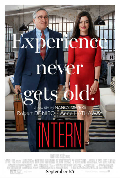 The Intern Poster Image