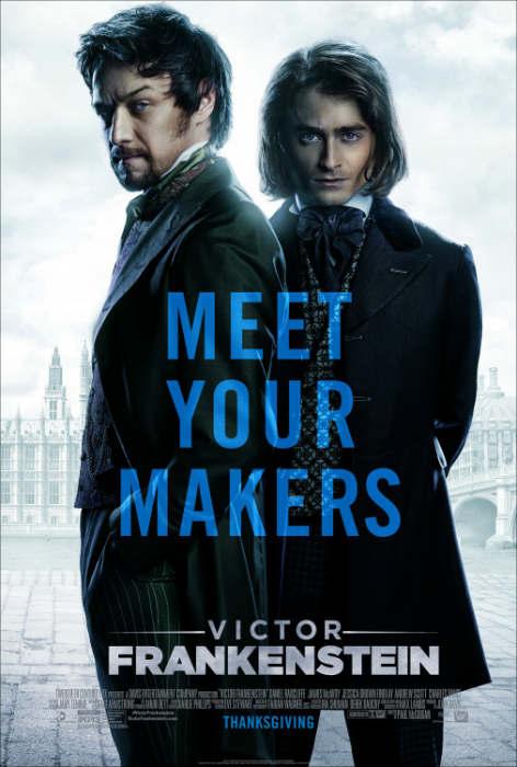 Victor Frankenstein Poster Image