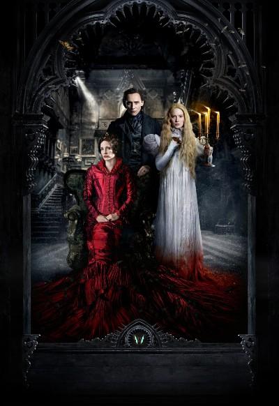 Crimson Peak promotional poster