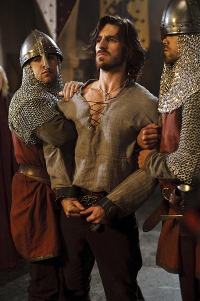 "Gwaine in ""Merlin"" Photo: BBC"