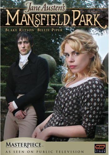 Mansfield Park 2007 poster
