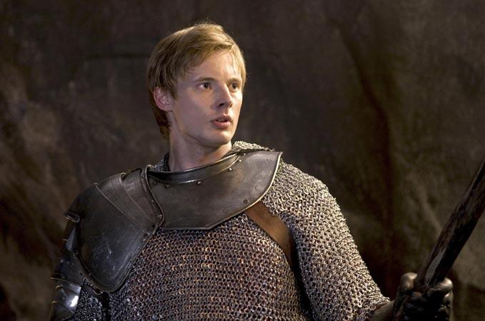 "King Arthur in ""Merlin"" Photo: BBC"
