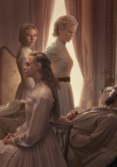 The Beguiled publicity still with Nicole Kidman and other castmembers