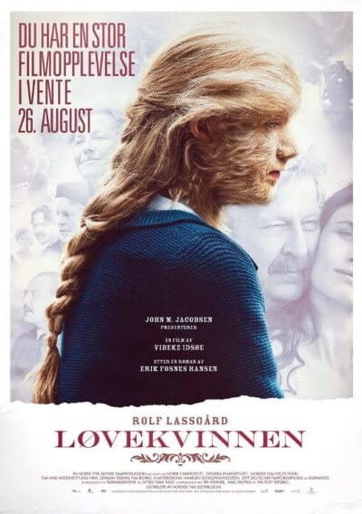 The Lion Woman Movie Poster