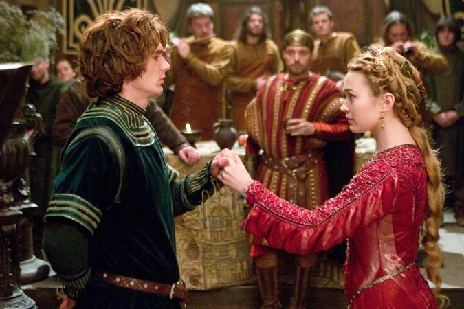 "From ""Tristan and Isolde."" Period Drama Review Archive"