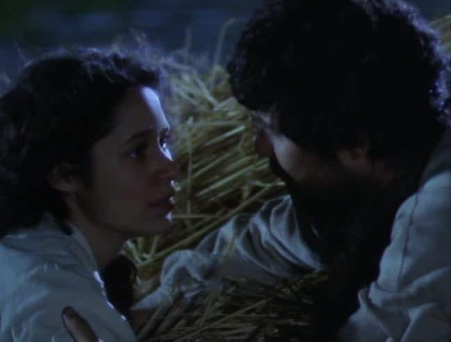 Bathsheba and Gabriel