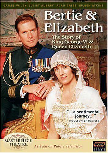 Bertie and Elizabeth DVD