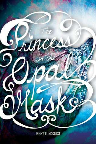 Book - The Princess in the Opal Mask2