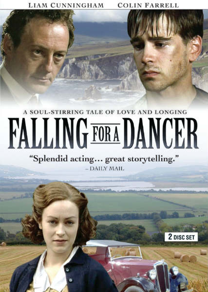 Falling for a Dancer DVD