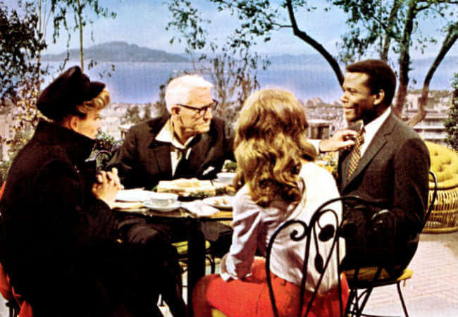 Vintage Film Review Guess Who S Coming To Dinner 1967