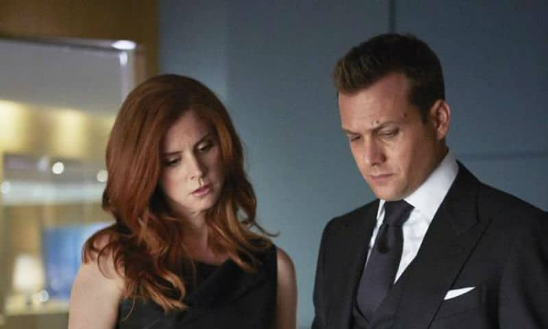 Suits Harvey And Donna
