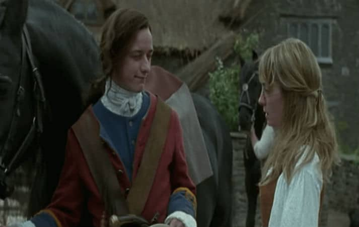 James McAvoy in Lorna Doone.