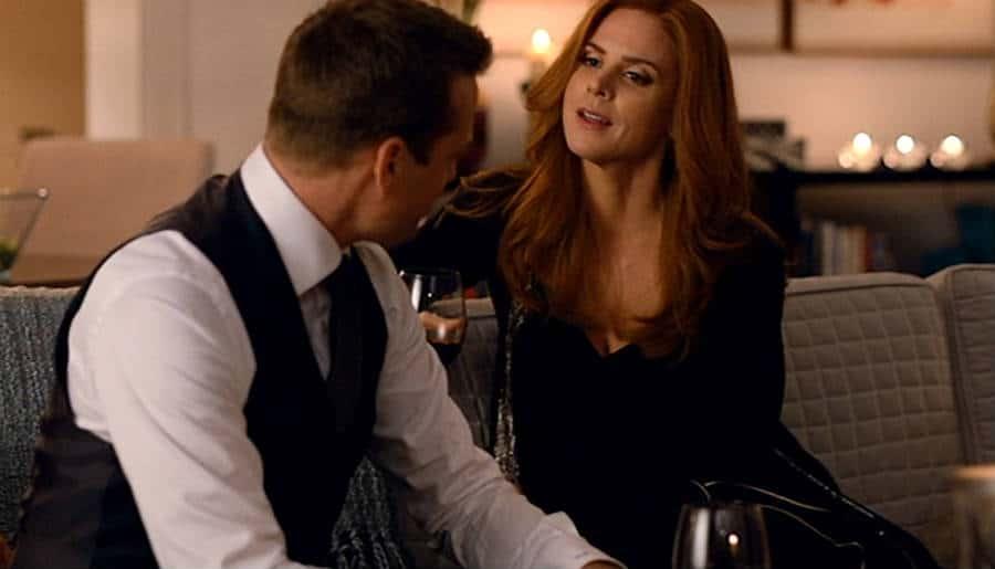 Harvey Specter Donna