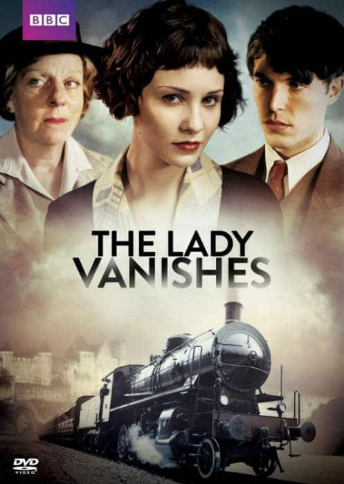The Lady Vanishes DVD