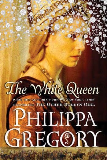 The White Queen Book Cover 2
