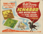 Revisiting Disney: The Adventures of Ichabod and Mr. Toad