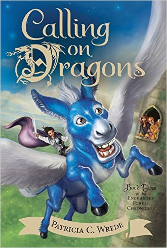 calling on dragons cover