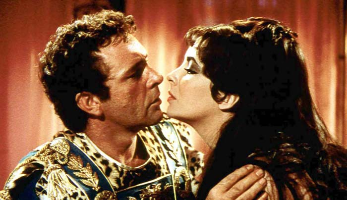 cleopatra; movies about royals