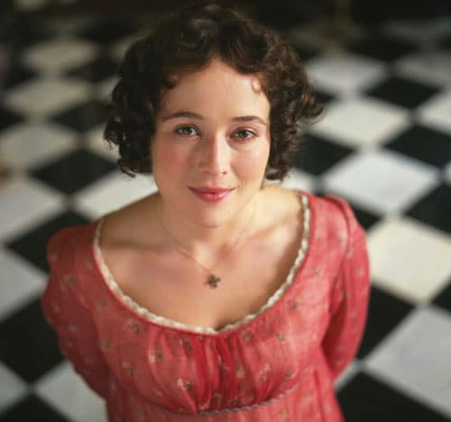 Jennifer Ehle as Elizabeth Bennet. Women in Literature.