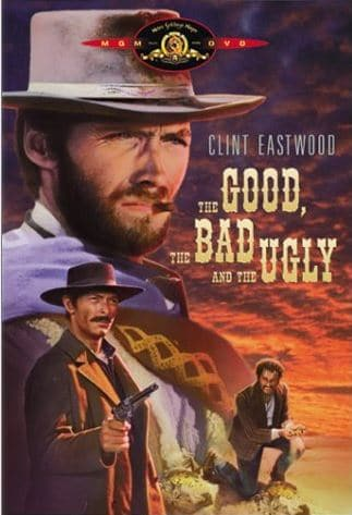 good the bad and the ugly cover