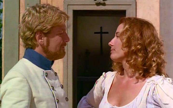 Kenneth Branagh and Emma Thompson in Much Ado About Nothing. Photo: Samuel Goldwyn Company