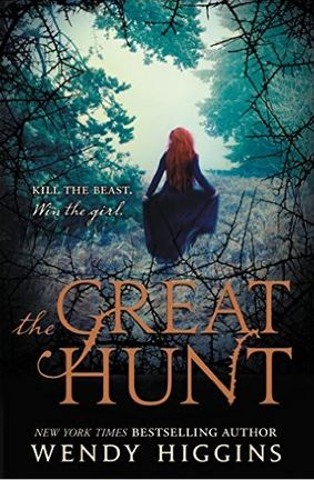 the great hunt book cover