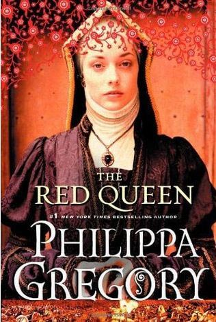 The Red Queen Book Cover