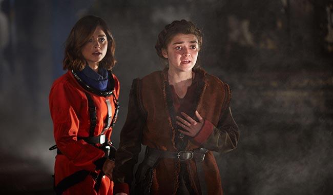 Clara and Ashildr