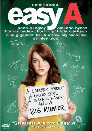 Easy A DVD