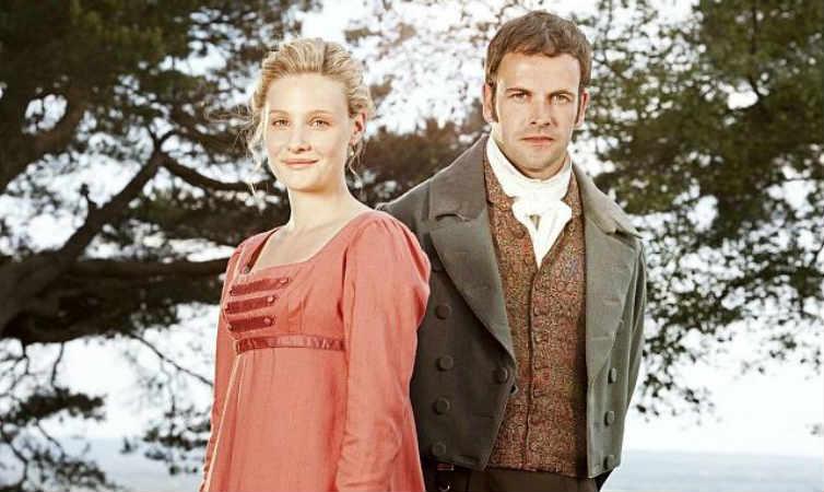 Emma and Mr. Knightley. Photo: BBC Worldwide