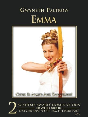Emma 1996; Top 10 of the Best Romances New to Hulu September 2018