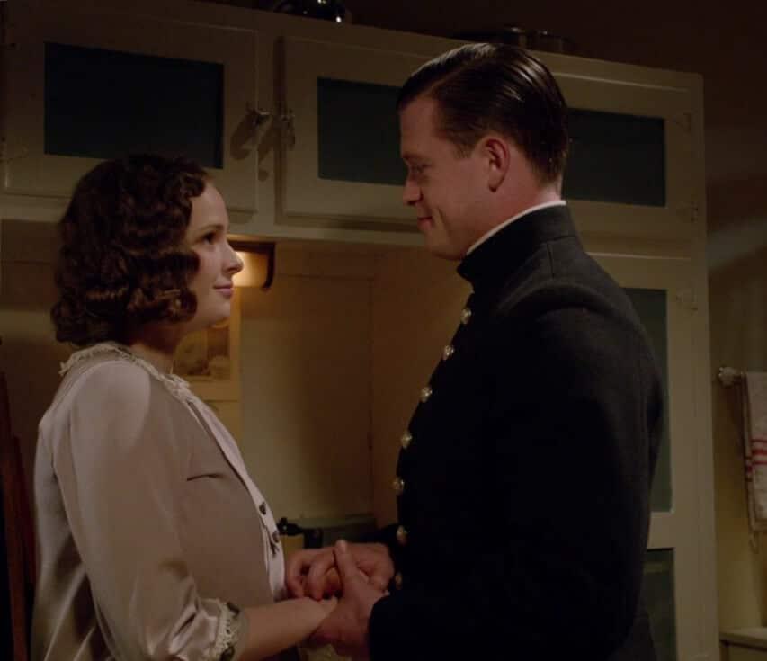 Dottie loves Hugh also. I am quite jealous of her.
