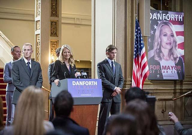 Jessica Danforth runs for Mayor.
