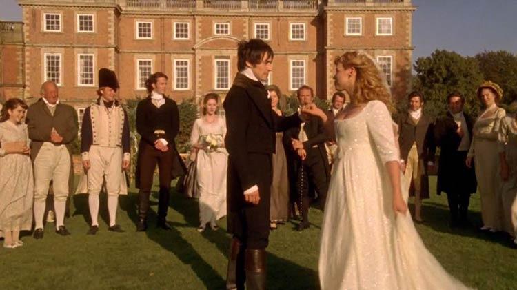 Period Drama Wedding Dresses