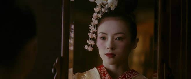 Geisha memoir movie review