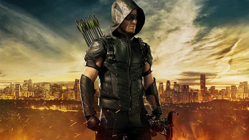 Oliver becomes the Green Arrow